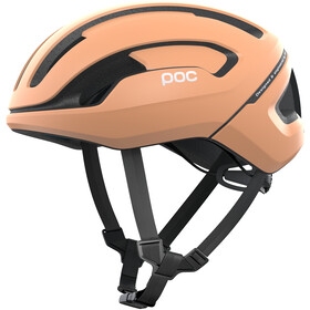 POC Omne Air Spin Fietshelm, light citrine orange matt